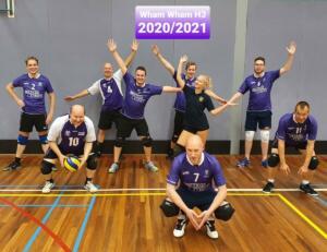 Teamfoto H3 2020/2021